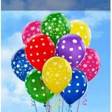 Пълнене на балони с хелий