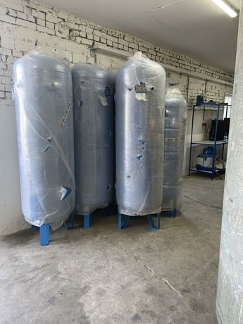 Rezervoare de aer comprimat nou