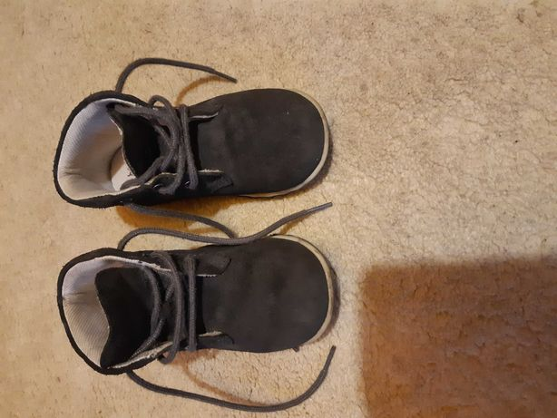 Pantofi copii de piele nr 25