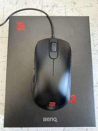 Zowie BENQ S2 Black Игровая Мышка