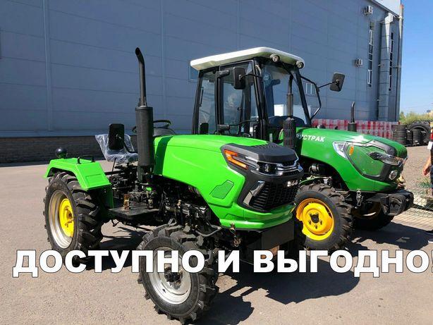 Мощный инитрактор (трактор) Рустрак-244