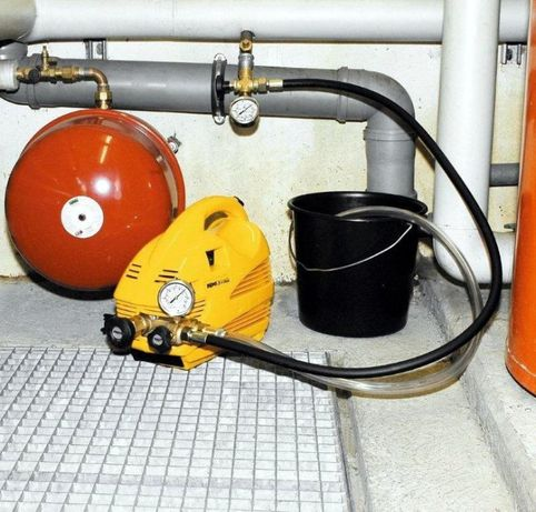 Probe, teste presiune centrale termice, recipiente echipamente ISCIR,