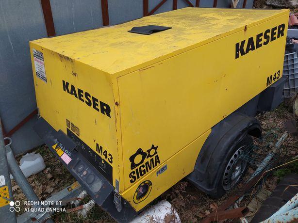 Vand motocompresor Kaeser M43