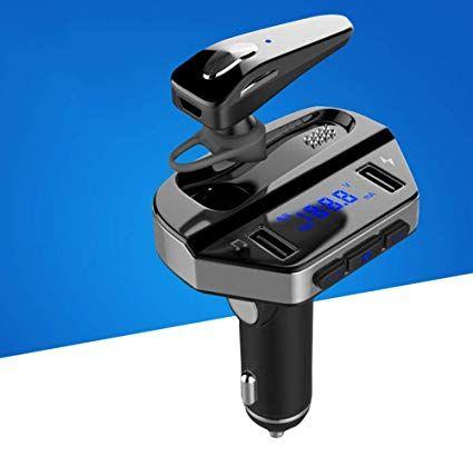 Блутут Трансмитер с hands-free слушалка модел: V6