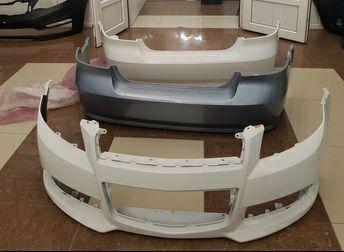 Бампер на Равон Р3 Р4 Ravon R3 R4 R2  Передний Задный Багажник Решетка