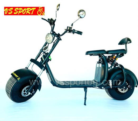 City Coco скутер (Харли) - VS 500
