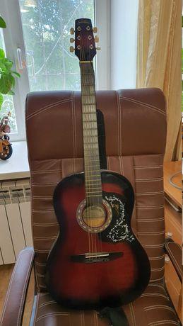 Гитара 6 струнная .