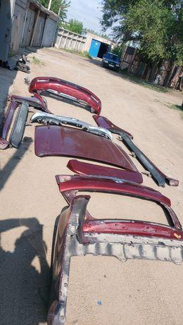 Тойота Ланд Крузер 200 бампер продам.