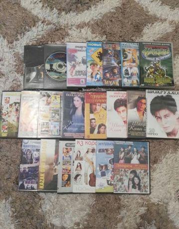 Продам DVD диски разны
