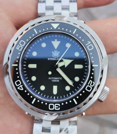 Steeldive SD 1978 Seiko NH35A Emperor Tuna Diver Profesional 1000 m