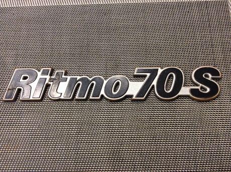 Емблема Ritmo 70s