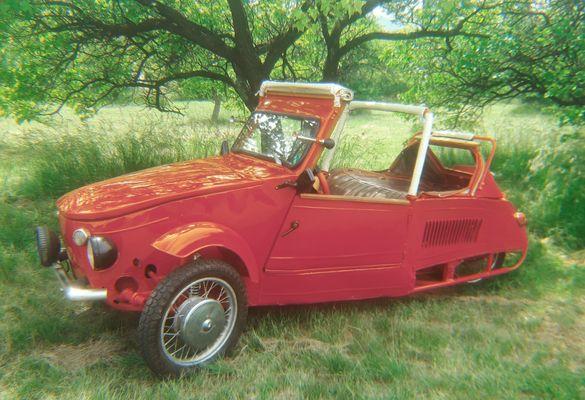 Ява Велорекс 1966г - за специалите ви поводи. Ретро коли / мотори.