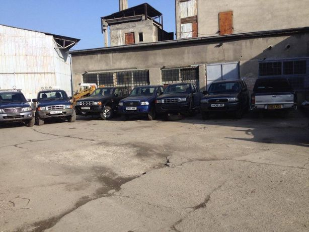 Dezmembrez Ford ranger/mazda bt 50/b 2500 an 1999-2010=