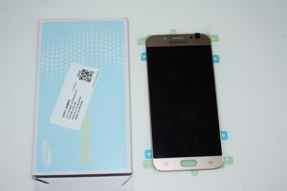 Display Samsung S6 S7 Original AMOLED garanție montaj pe loc Bucuresti - imagine 1
