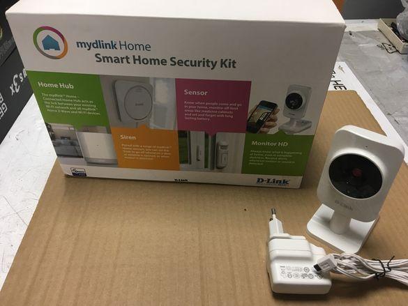 dlink Home Smart Home Security Kit