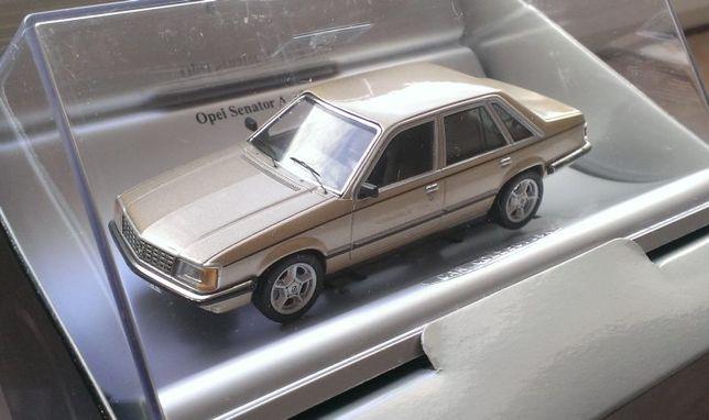 Macheta Opel Senator A (1978-1982) - Schuco 1/43 noua