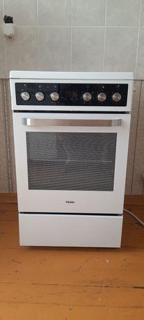 Продам  новую электро плиту  Haier
