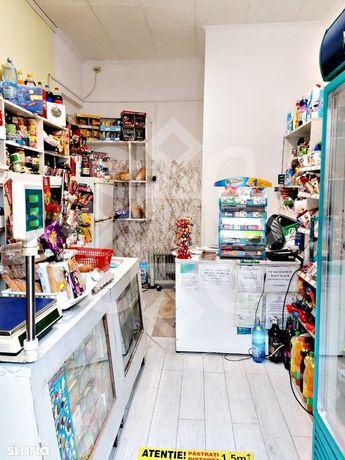 Magazin alimentar de vanzare, ultracentral, Oradea