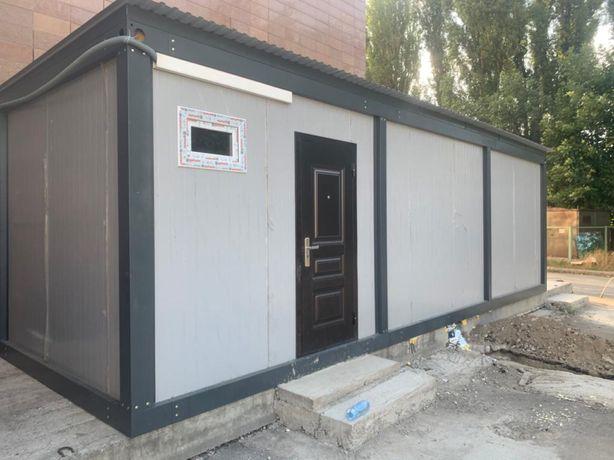 Модульный дом в рассрочку, контейнер,