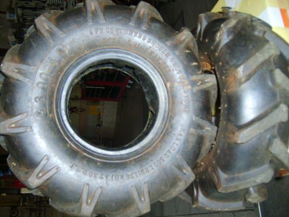 Нови гуми 3,00-4