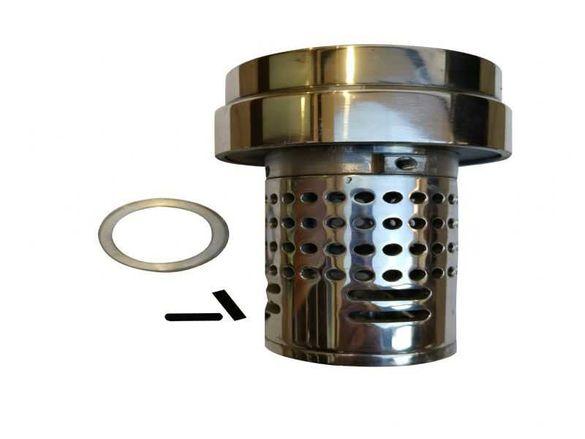 Накрайник за резервоар - метален / 60мм