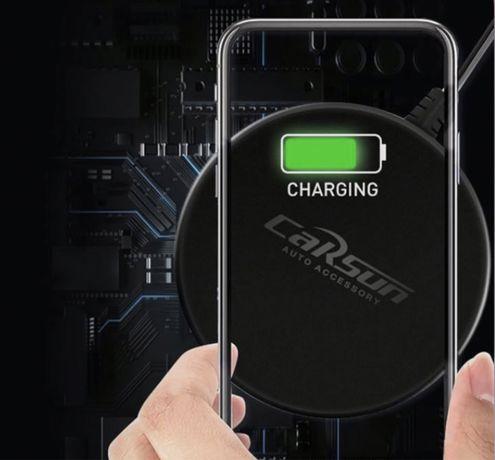 Безжично зарядно за телефон - 117 NEW !!!
