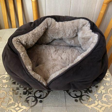 Подушка-лежак для кошек и собак
