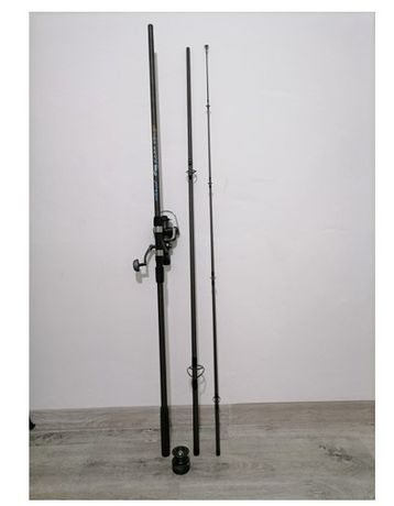 Lanseta Wind Blade Fino CARP 3.90 m/ EB-1 + Mulineta DA6000