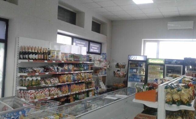 Магазин по Абылайхана р-он Встречи