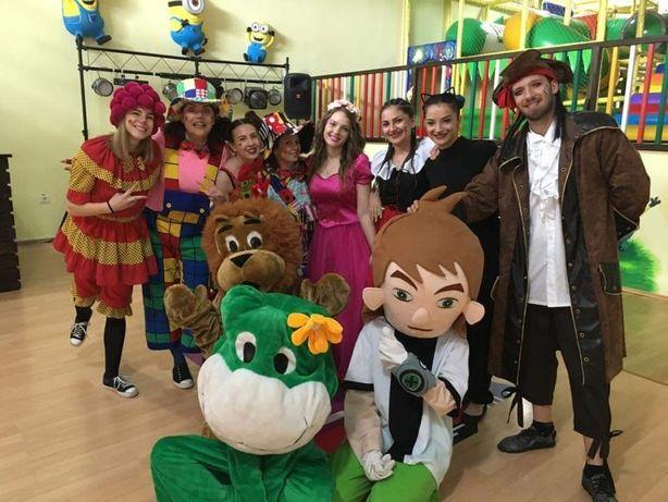 Animatori/Mascote petreceri copii Bacău