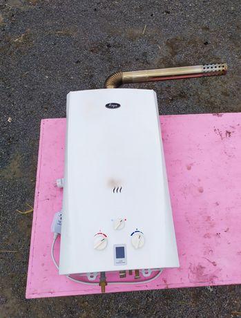 Газовый водонагреватель, газовый аристон, газовая колонка