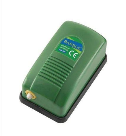 Новый компрессор для аквариума
