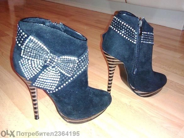 супер готини дамски обувки