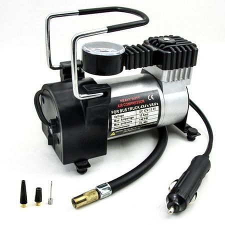 Compresor auto, metalic,12V, 140 PSI Mini