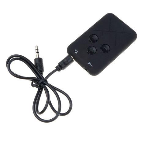 2 в 1 безжичен bluetooth (блутут) аудио приемник и предавател