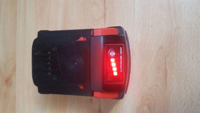 Acumulator Milwaukee M18 Red Lithium-Ion 18V 5Ah Original