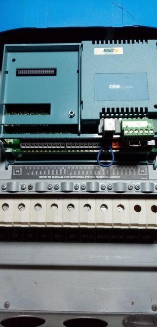 Convertizor frecventa 80 KW /400V