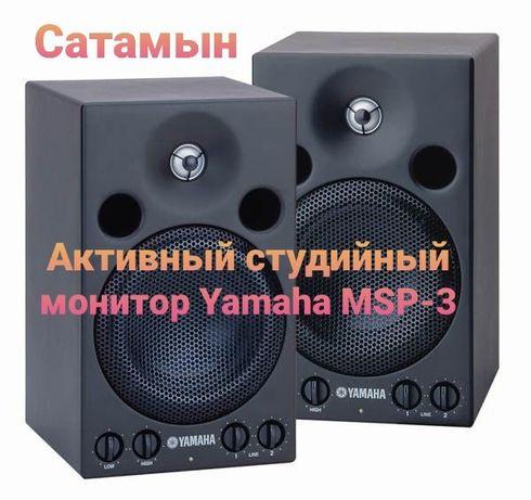 Yamaha MSP-3 студийный монитор