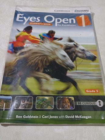 Ағылшын 5сынып,Eyes Open1 Grade5