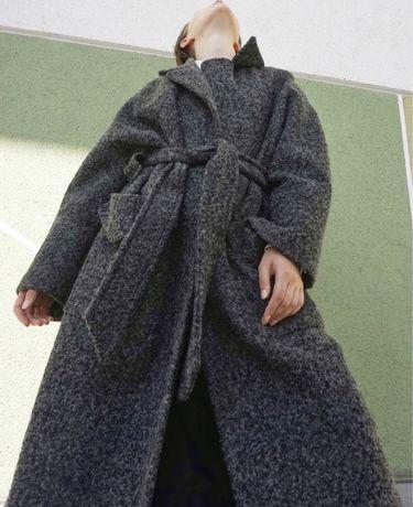 Пальто женское oversize