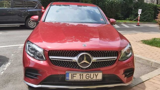 Mercedes-Benz GLC Coupe AMG 250D 4Matic 23.000km