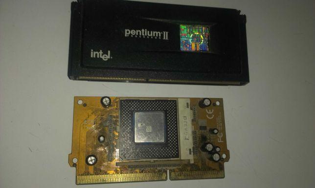 Procesoare Intel Pentium II