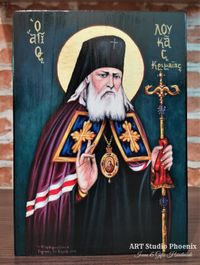 Икона на Свети Лука ikona sveti luka
