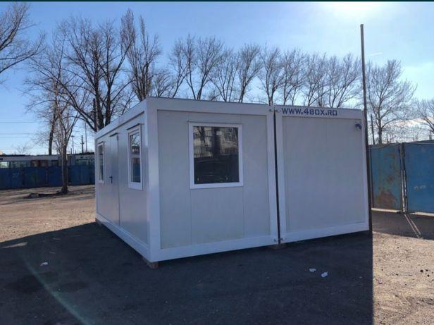 Container containere birou vestiar depozitare vitrina magazie monobloc