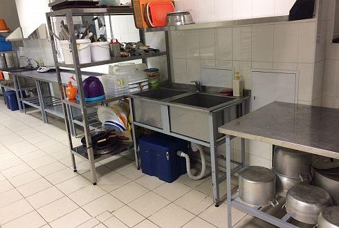 Сдается в аренду кулинарный кондитерский цех также можно под доставку