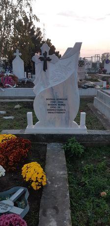 Cruci de marmură,monumente funerare,livrare gratuită județul Bihor.