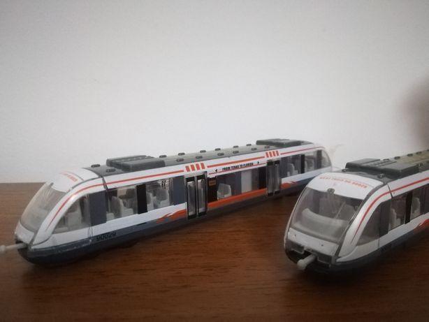 Vând macheta tren / tramvai