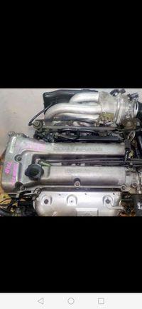 Мазда 323 z5 двигатель кпп навесное из Европы. Кредит