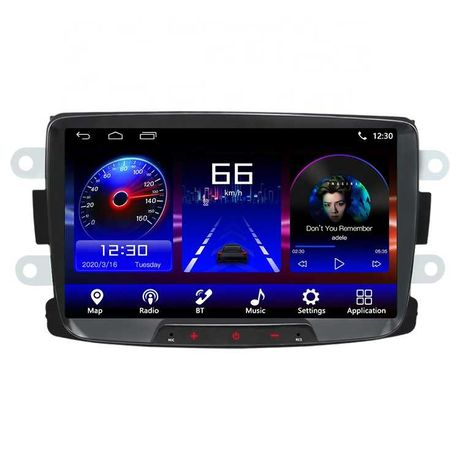Navigatie auto dedicate Dacia Android 9 Oferta GPS Model 3133 Ieftin