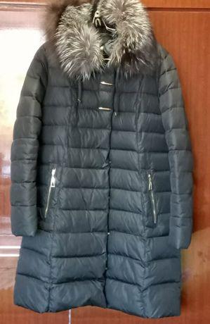 Зимняя куртка,демисезонные сапоги 39р